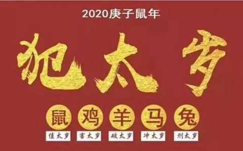 生肖运势丨2020年属鼠犯太岁,生肖属鼠、牛、虎的人运势如何
