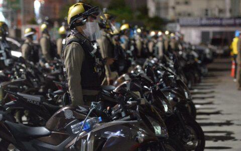 快讯丨泰国全国实施宵禁