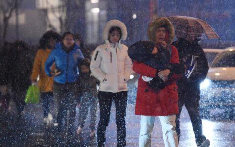 今冬首轮大范围雨雪即将上线