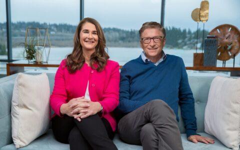 比尔盖茨夫妇离婚丨比尔·盖茨与梅琳达宣布离婚